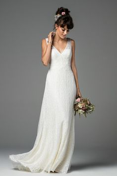 83 Best Dresses Images On Pinterest Short Wedding Gowns Wedding