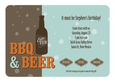 Beer Party Ideas - Bing Images