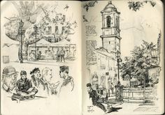urban sketchers | Hull Urban Sketchers – Saturday Last, and other opportunities ...