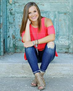 Gorgeous Gardner Edgerton Senior Bella!!