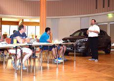 Modelleinführung - #Hyundai - #Tucson für Salzburger Vertragspartner im #Parkhotel #Brunauer in #Salzburg