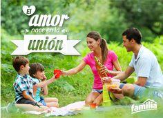 ¡Una familia unida es una familia feliz! Realiza actividades al aire libre como planear un caminata, plantar un árbol o salir una noche a ver las estrellas, te ayudarán a crear esos momentos para unir a la familia.