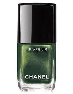 Chanel, Le Vernis Longwear Nail Colour, Émeraude