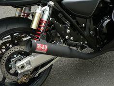"Planet Japan Blog: Suzuki GSX 1400 ""MFP Style"" by White House Japan"