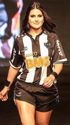 Soccer Babes Present the Atlético Mineiro Topper 2012 Home Kits