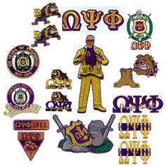 244 Best Da Bruhz Images Fraternity Omega Psi Phi Thunder