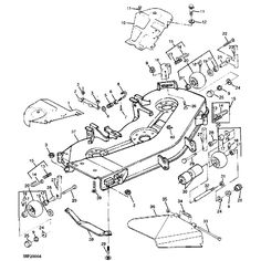 John Deere 325 Lawn Tractor Wiring Diagram John Deere L125