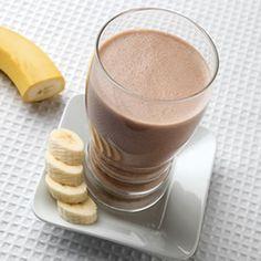 Peanut Butter and Banana Breakfast Shake | STL Cooks
