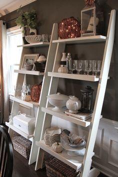 The Fat Hydrangea: Fall Dining Room Decor