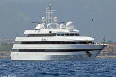 The 63.50 metre superyacht Shahnaz - Full News Archive - SuperyachtTimes.com