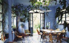 Style and Create — Blueish dreams with beautiful patina | Photo by Claudio Tajoli