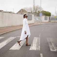 """I was invited to host a """"style lab"""" in a group recently and one of the questions I got asked was what is the difference between dressed up and dressed down? I loved the question and I a… Dress Down Day, Dress Up, Lace Dress, White Dress, Lace Up Flats, Casual Chic, Casual Looks, Lab, Personal Style"""
