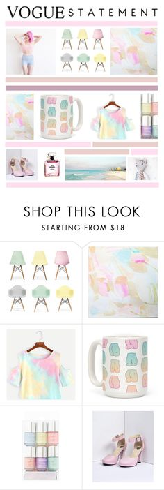 """Happy Spring"" by xena-style on Polyvore featuring Ciel, Blume, T.U.K. and Chanel"