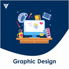 We offer creative graphic design services to create unique logo, brand identity, social media creatives, etc for your business which connects with your customers and help you stand out from competitors. Contact us for more details!   #velvish #digitalagency #graphicdesign Unique Logo, Graphic Design Services, Whats New, Brand Identity, Creative Design, Innovation, Social Media, Marketing, Create