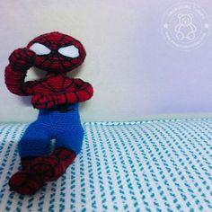 Amigurumi Örümcek adam