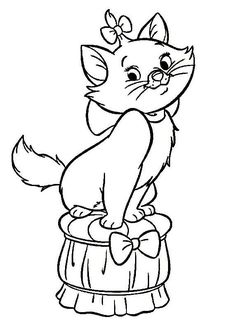 Coloring Free Printable Disney Marie Cat Coloring Pages For Kids on Cat Coloring Pages Free Printable Pictures Disney Marie Cat Coloring Pages 4 Horse Coloring Pages, Cat Coloring Page, Coloring Pages For Girls, Cartoon Coloring Pages, Disney Coloring Pages, Christmas Coloring Pages, Coloring Pages To Print, Colouring Pages, Coloring Books