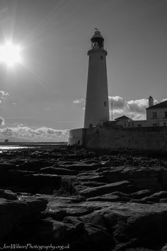 St Marys Lighthouse.... by Jon Wilson on 500px