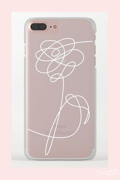Bts love yourself her flower clear phone case iphone snap white bangtan kpop diy phone case Iphone 8, Iphone Phone Cases, Kpop Phone Cases, Diy Phone Case, Bts Wallpaper, Iphone Wallpaper, Mochila Do Bts, Disney Cute, Lego Disney