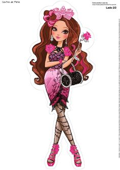 Totem de Mesa ever after high briar beauty 2-1