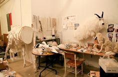 Méchant Studio Blog: Brooklyn studio