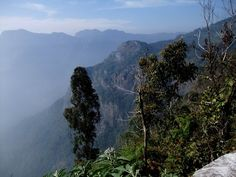 Lamb's Rock is also a popular vantage point in Coonoor tour and located 8 kilometers away from this hill station.