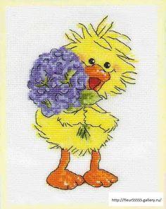 Sticken Kreuzstich - cross stitch free + big pattern -Gallery.ru / Foto Nr. 115 - 2 - Fleur55555