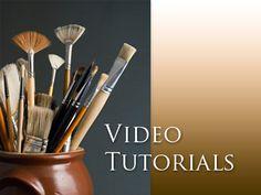 TUT  Art Apprentice Online - Short Video Tutorials - Free Art Lessons
