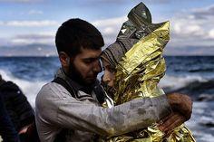 22 migrants drown off Greece