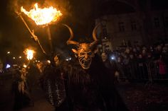 The Krampus Parade Will Give You The Christmas Of Your Nightmares