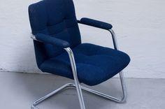 Chromcraft Furniture | Vintage Chromcraft Chair