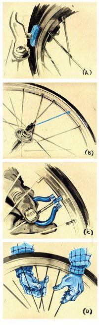 101 Bike Maintenance Tips