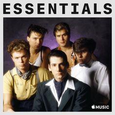 Spandau Ballet Essentials on Apple Music Easy Listening, Listening To Music, Apple Music, Ballet, Celebs, Songs, Movie Posters, Essentials, Celebrities