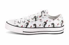 Cute penguin shoes