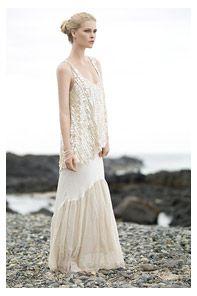 Adore this Lisa Brown dresss Chic Wedding, Wedding Styles, Seaside Wedding, Gatsby Wedding, Wedding Ideas, Wedding Stuff, Dream Wedding, Bridal Gowns, Wedding Gowns