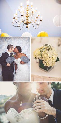 Mercedes & Mark   Montreal Wedding Inspiration   Vermont Bride Magazine