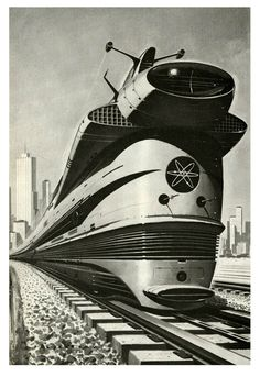 Atomic Locomotive, 1960 (by paul.malon)