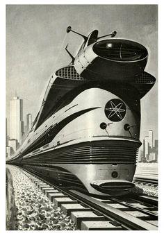 Atomic Locomotive, 1960 (by paul.malon)