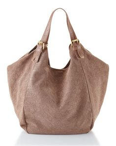 Berkeley Leather Tote Bag, Tobacco by Cynthia Vincent at Neiman Marcus.
