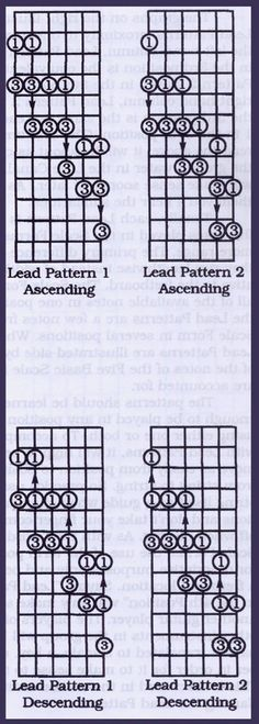 Learning Guitar: Pentatonic Scales and Lead Patterns Caged Horizontal scales Guitar Scales Charts, Guitar Chords And Scales, Music Chords, Guitar Chord Chart, Learn Guitar Scales, Music Theory Guitar, Jazz Guitar, Music Guitar, Playing Guitar
