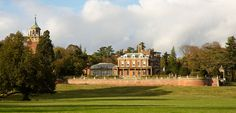 Welcome to Sennowe Park - a beautiful country estate in Norfolk