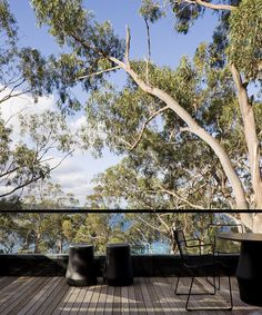 Image 14 of 20 from gallery of TreeHouse / FMD Architects. Photograph by Shannon MacGrath Outdoor Areas, Outdoor Rooms, Outdoor Living, Indoor Outdoor, Outdoor Seating, Landscape Design, Garden Design, Architects Melbourne, Dream Garden