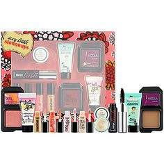 Bestselling Holiday Gift Picks: Benefit Cosmetics Sexy Little Stowaways - $34 (106 value) #Sephora #GiftExtraordinary #sephorasweeps