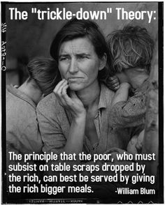 Trickle Down Theory