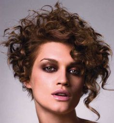 most beloved cute hairstyles for short curly hair haircuts hair hairstyle de pelo cortopor muy