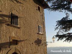 Atardecer en Panzano in Chianti.