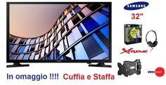 TV LED SAMSUNG 32 pollici   modello UE32 M 4002  HD Ready