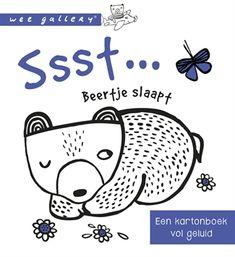Ssst… Beertje slaapt