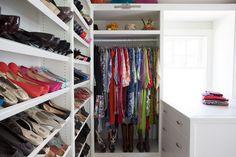 Annie's Dream Walk-In Closet Remodel!