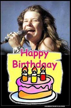 its just a janis joplin fan art i made 3638307 Janis Joplin Birthday, Birthday Wishes, Happy Birthday, Birthday Memes, Birthday Images For Facebook, Singer, Fan Art, Woodstock, Porsche