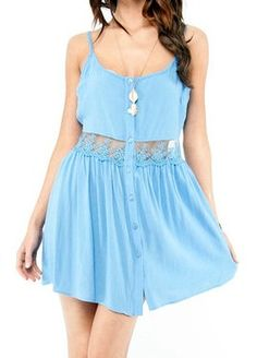 Im really into the whole sundress look these days.!